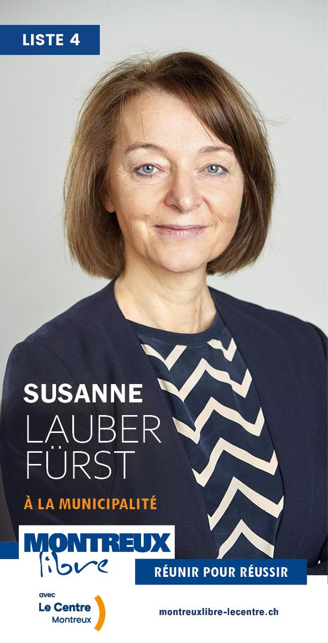 SUSANNE LAUBER FÜRST