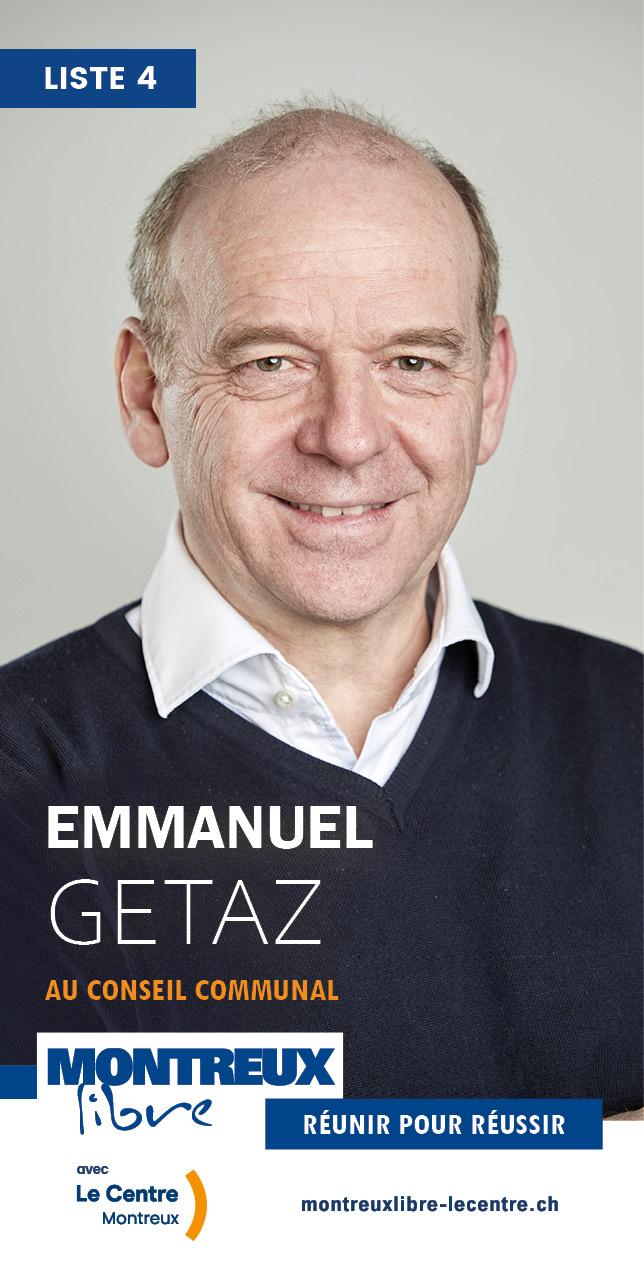 EMMANUEL GETAZ