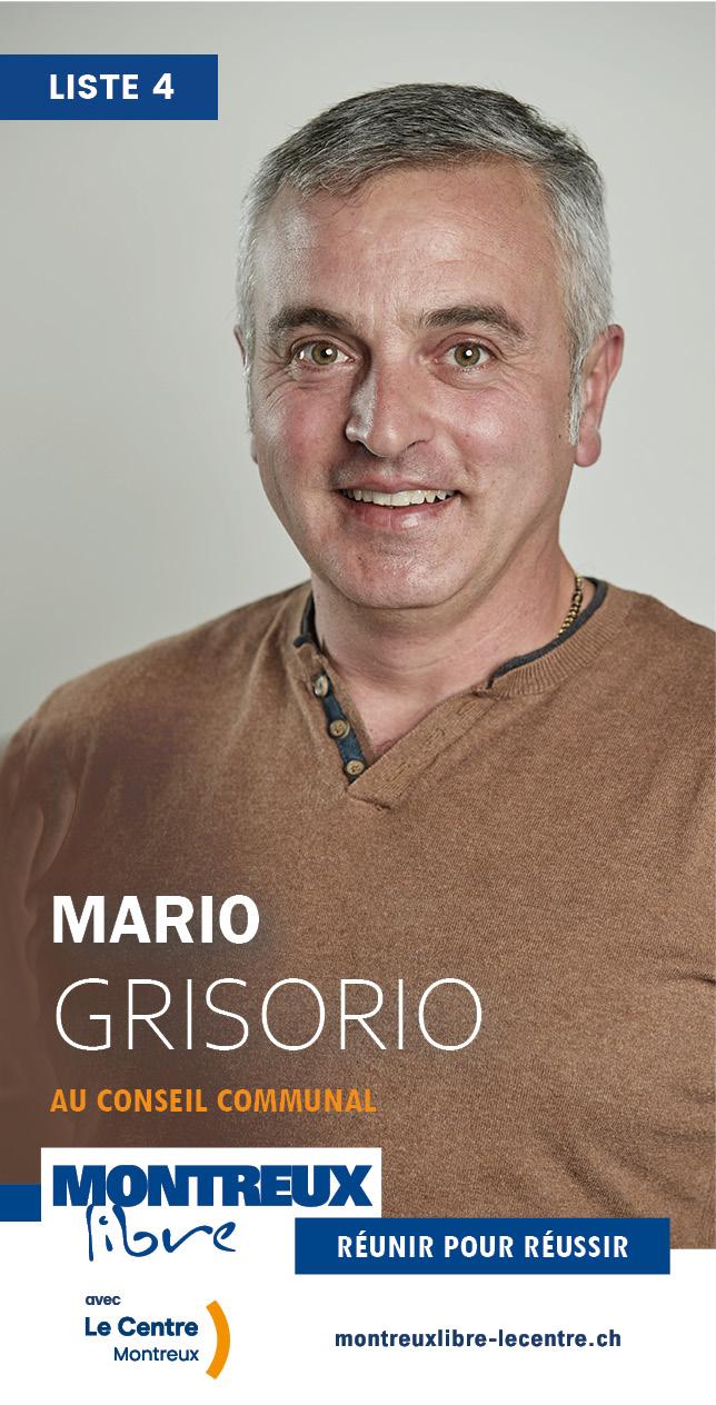 MARIO GRISORIO