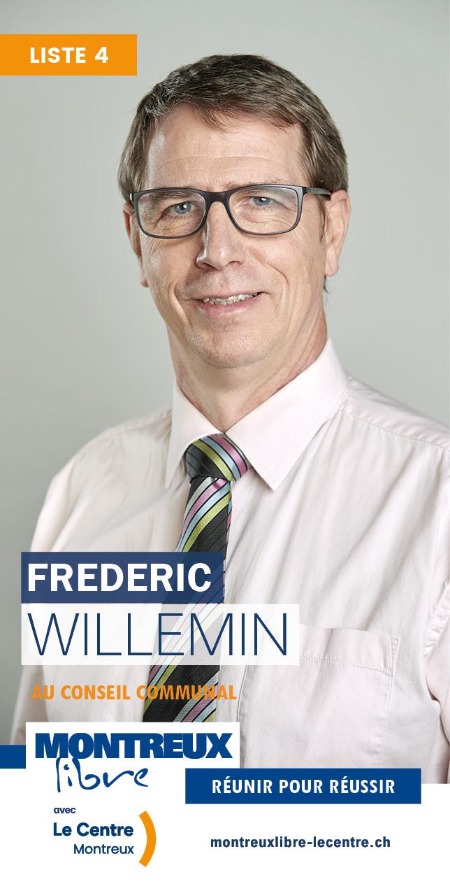 FREDERIC WILLEMIN