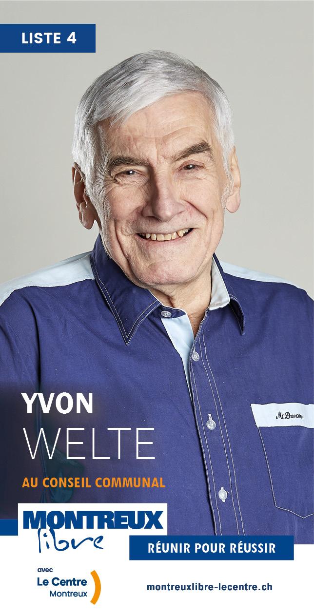YVON WELTE